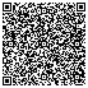 QR-код с контактной информацией организации Спортивный клуб Fitnessland