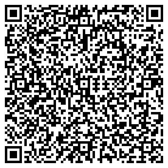 QR-код с контактной информацией организации М-СТУДИЯ FITNES