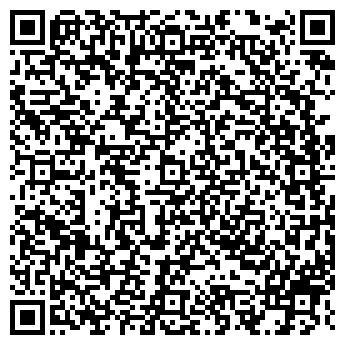 QR-код с контактной информацией организации ЮЖНИНСКАЯ ШКОЛА