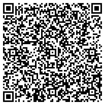 QR-код с контактной информацией организации АЗС ТИХВИН-ПЕТРОЛ