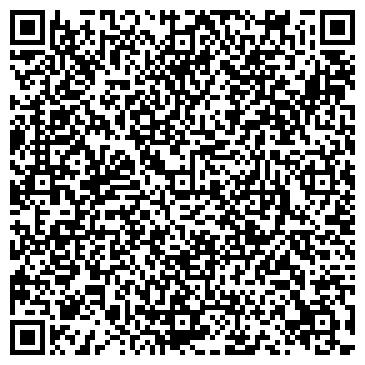 QR-код с контактной информацией организации АВИАЦИОННО-СПОРТИВНЫЙ КЛУБ ИМ. КАБЕРОВА