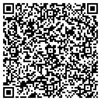 QR-код с контактной информацией организации ЗДРАВСТВУЙТЕ СПОРТКЛУБ