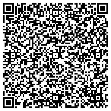 QR-код с контактной информацией организации МЕЖПОСЕЛЕНЧЕСКАЯ БИБЛИОТЕКА