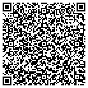 QR-код с контактной информацией организации ТЕПЛОСЕРВИС