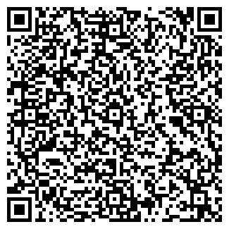 QR-код с контактной информацией организации МИМОЗА