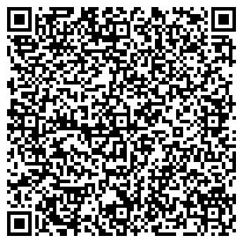QR-код с контактной информацией организации ООО ПАЛИНА КОУТИНГС