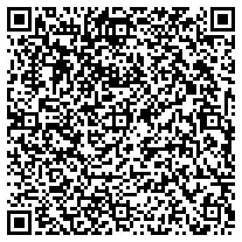 QR-код с контактной информацией организации РУСЬ СЗСК