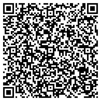 QR-код с контактной информацией организации АМУР, ООО