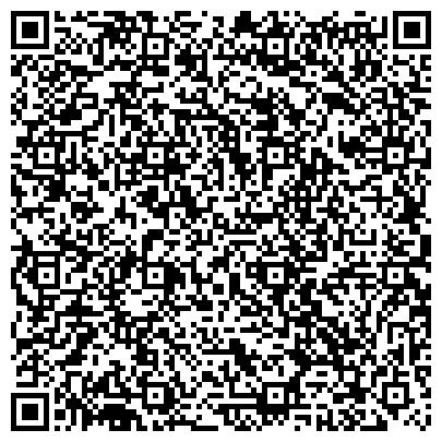 """QR-код с контактной информацией организации """"Центр занятости населения города Гурьевска"""""""