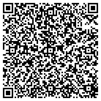 QR-код с контактной информацией организации БАЛ. ТРО. СНАБ