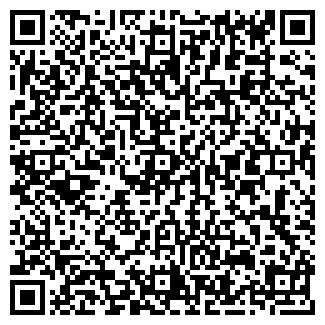 QR-код с контактной информацией организации АМП РУСЬ