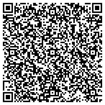 QR-код с контактной информацией организации ПАСПОРТНО-ВИЗОВАЯ СЛУЖБА ГУСЕВСКОГО РАЙОНА