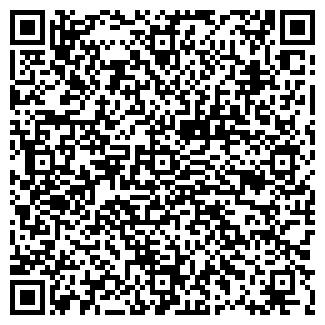 QR-код с контактной информацией организации ГРАЗУРЬ