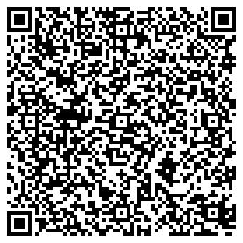 QR-код с контактной информацией организации СМУ УЧРЕЖДЕНИЯ АН-243