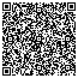 QR-код с контактной информацией организации АКТАУ