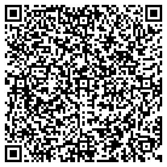 QR-код с контактной информацией организации ОКОННЫЙ ДВОР