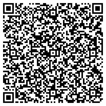 QR-код с контактной информацией организации ПРОДУКТЫ ОТ ЮРЫ