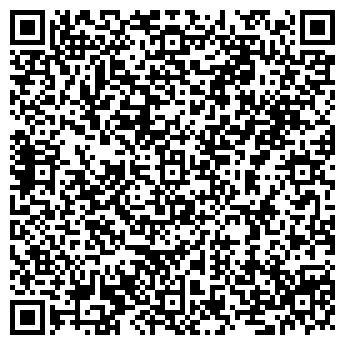 QR-код с контактной информацией организации ПОС. ГЛАЖЕВО БИБЛИОТЕКА