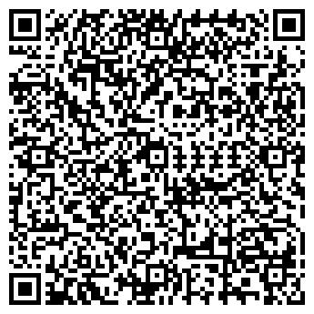 QR-код с контактной информацией организации МЕЗЕНСКИЙ ЛДК, ООО