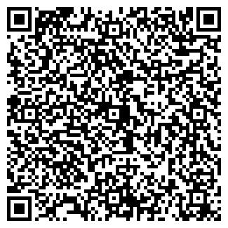 QR-код с контактной информацией организации ТЕАТР МИНИАТЮР