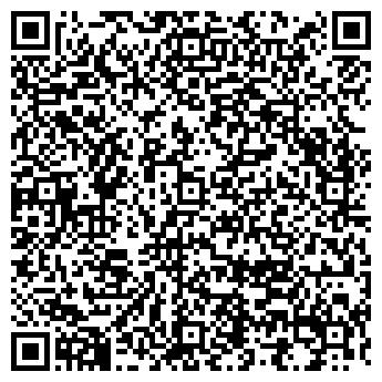 QR-код с контактной информацией организации ЗАО НОРД-АВТОСЕРВИС