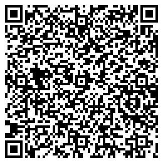 QR-код с контактной информацией организации ООО ЛОЛИТА