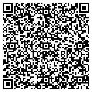 QR-код с контактной информацией организации ЗАО ТАКСИ