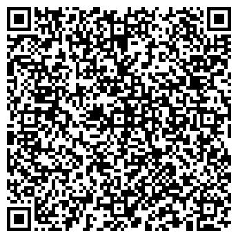 QR-код с контактной информацией организации МОЗАИКА КАФЕ