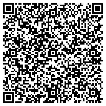 QR-код с контактной информацией организации ШКОЛА-ИНТЕРНАТ