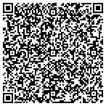 QR-код с контактной информацией организации КЛЮЧ ШКОЛА ТВОРЧЕСКОГО РАЗВИТИЯ, АНО