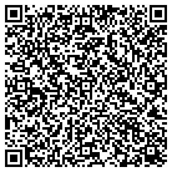 QR-код с контактной информацией организации КИВАЧ КАФЕ-БАР ООО ЮРАН