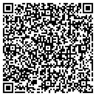QR-код с контактной информацией организации МЛТ