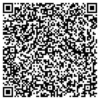 QR-код с контактной информацией организации GREEN VILLAGE