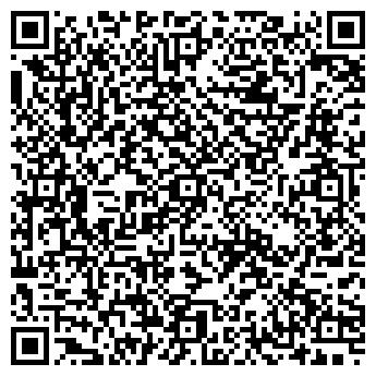 QR-код с контактной информацией организации «Детский сад  №49 «Тополёк»