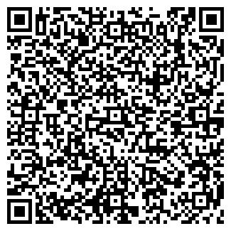 QR-код с контактной информацией организации ЛОМАНН, ЗАО