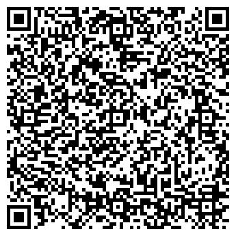 QR-код с контактной информацией организации ТЕХНО ПРОЕКТ, ООО