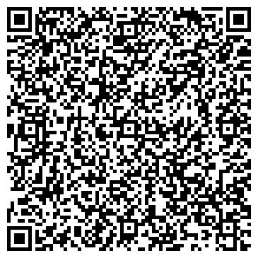 QR-код с контактной информацией организации АЭРОНАВИГАЦИЯ СЕВЕРО-ЗАПАДА ФИЛИАЛ, ФГУП