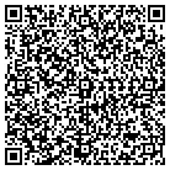 QR-код с контактной информацией организации ЯНТАРЬ САЛОН