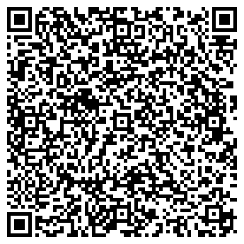 QR-код с контактной информацией организации АЛИНА КАФЕ-БАР