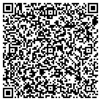 QR-код с контактной информацией организации УСЛУГИ ЧЕЛОВЕКУ
