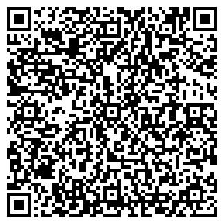 QR-код с контактной информацией организации ПАЛИУС