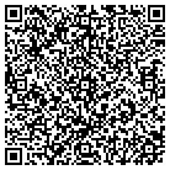 QR-код с контактной информацией организации РЫБНЫЕ ПРОДУКТЫ