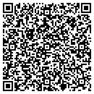 QR-код с контактной информацией организации МОНГ