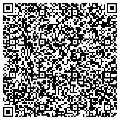 QR-код с контактной информацией организации СЕРВИСА И ЭКОНОМИКИ САНКТ-ПЕТЕРБУРГСКАЯ ГОСУДАРСТВЕННАЯ АКАДЕМИЯ ФИЛИАЛ