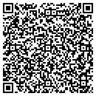 QR-код с контактной информацией организации БРИС, ОАО