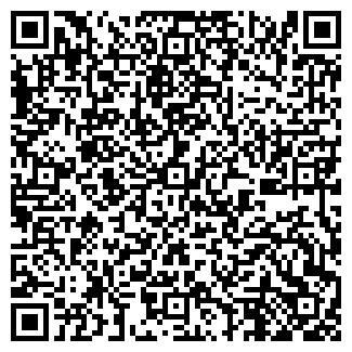 QR-код с контактной информацией организации MERCURIUS