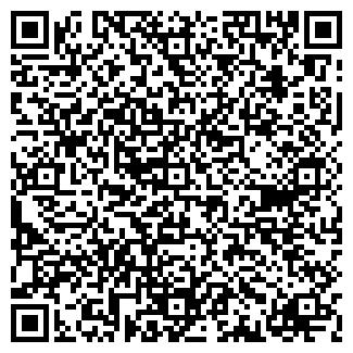 QR-код с контактной информацией организации ШУД ЛУН