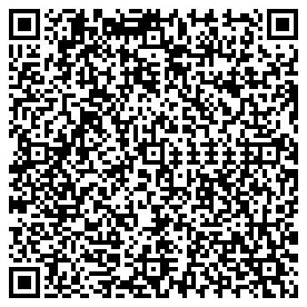 QR-код с контактной информацией организации ПЕРСОНАЖ