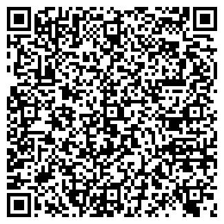 QR-код с контактной информацией организации ТДМ, ЗАО