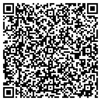 QR-код с контактной информацией организации МИНИ-РЫНОК